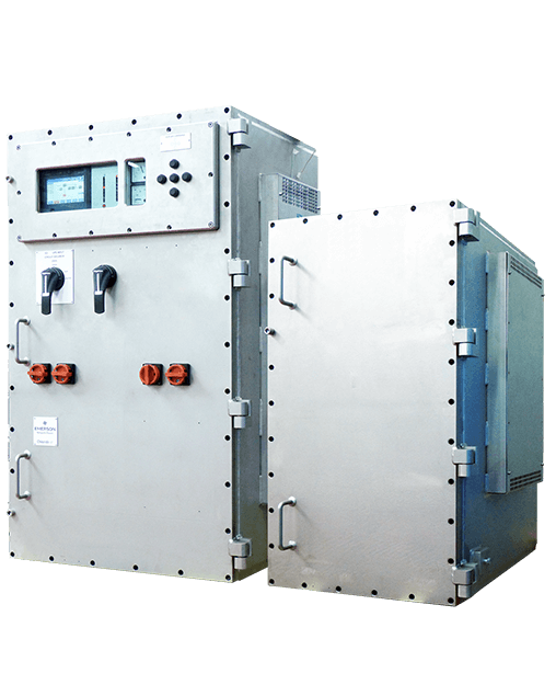 Climate Conditioning Company Chloride XP-90Z Increased Safety AC UPS System