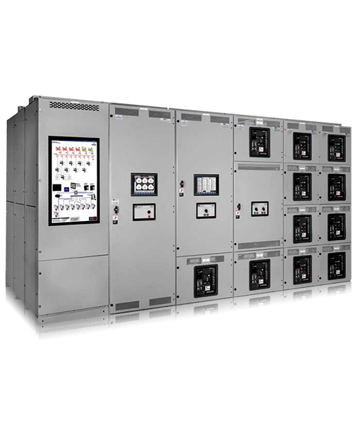 Climate Conditioning Company ASCO 7000 SERIES Mission-Critical Power Control System